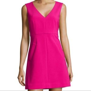 DVF Stretch Crepe Fit-And-Flare Dress